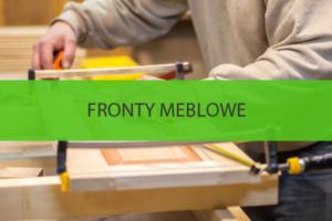 DREWNIANE FRONTY MEBLOWE
